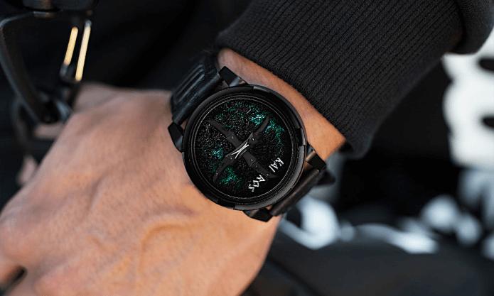Kairos Designer-Armbanduhr