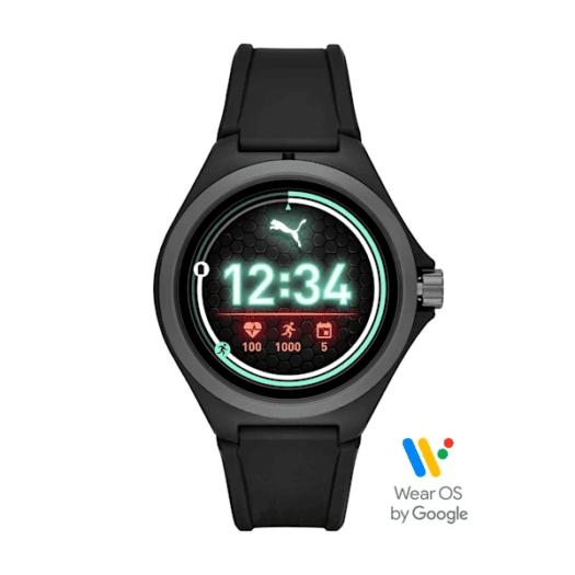 Puma Gen 4 Herzfrequenz-Smartwatch