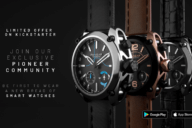 Pansar Augmented Smartwatch