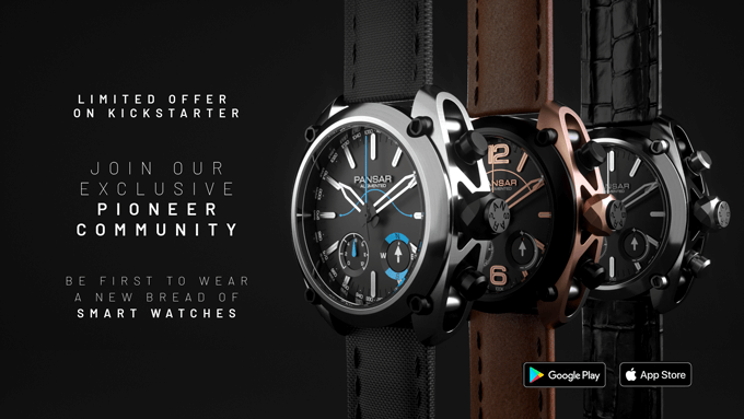 Pansar Augmented Smartwatch