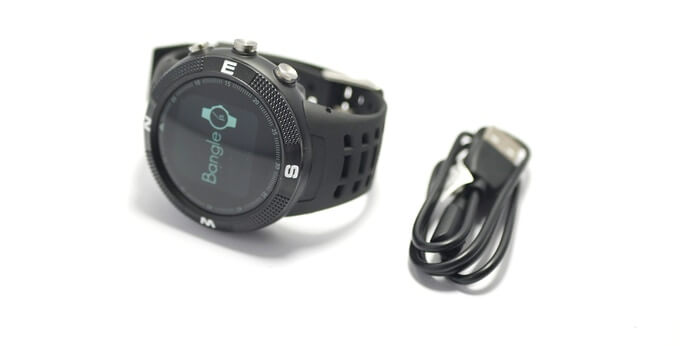 Bangle.js Open Source Smartwatch