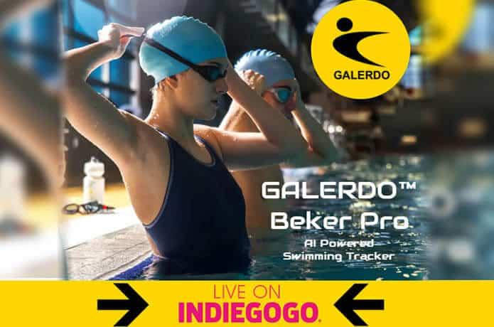 Galerdo Beker Pro Schwimmtracker