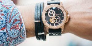Fiber Propeller Watch