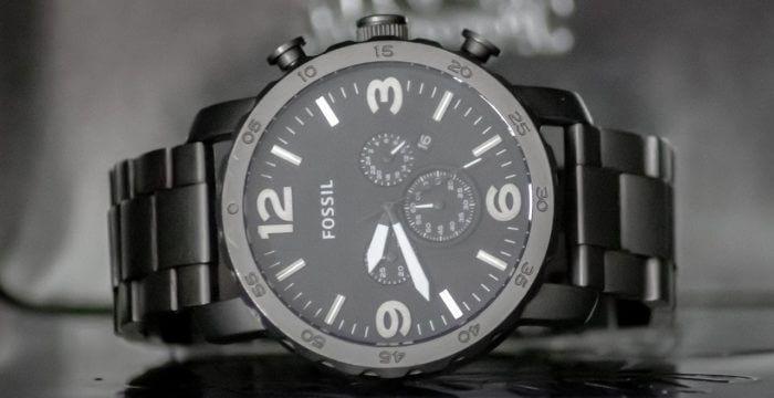 Fossil Uhren (Beispielbild)