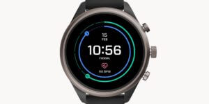 Fossil Smartwatch Sport