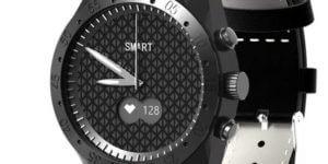 T4 Herren-Smartwatch