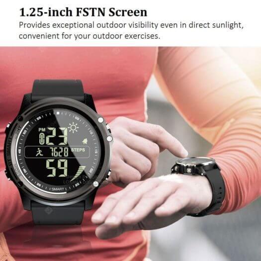 MK07 Smartwatch