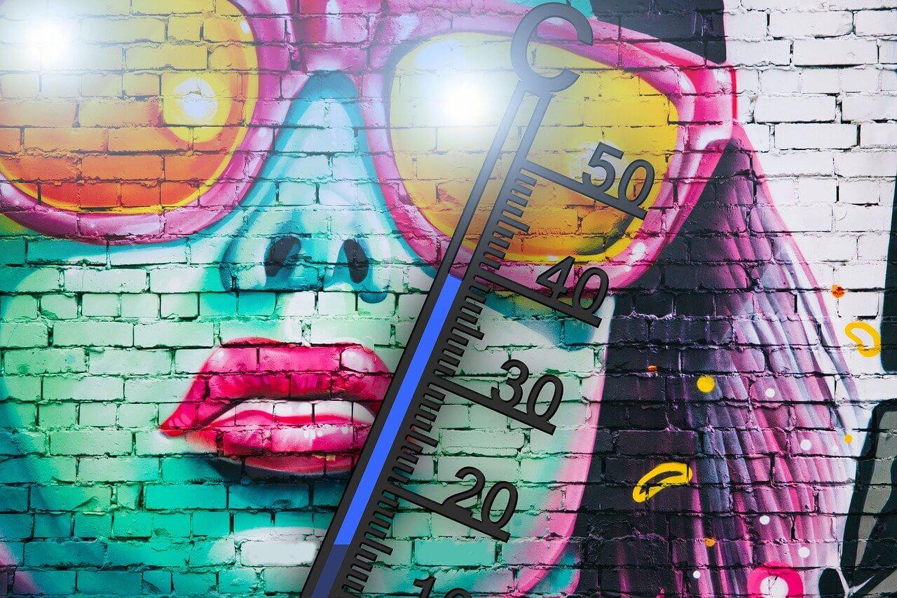 Ticwris GTS misst Körpertemperatur