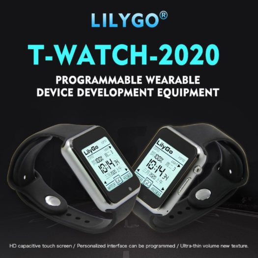 Lilygo TTGO T-Watch 2020