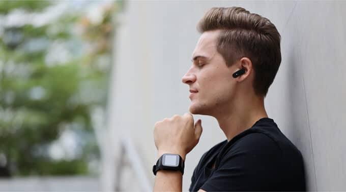 Mumkair 2in1 True Wireless Ohrhörer